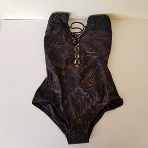 Michael Kors One Piece Swimsuit 6 NWOT